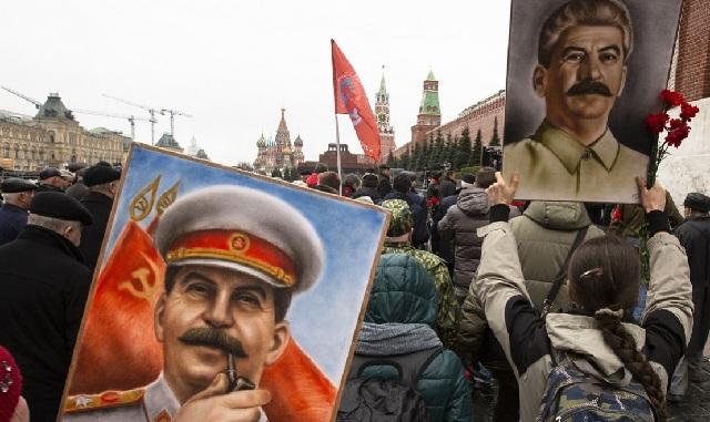 Τι πιστεύουν οι Ρώσοι για τον Στάλιν - Μεγάλη δημοσκόπηση