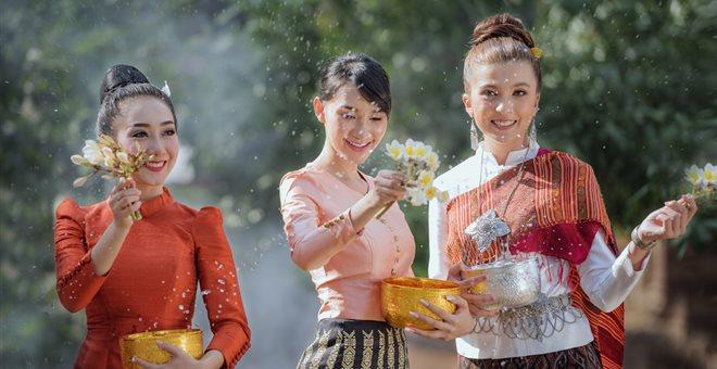 Κέρκυρα: Εορτάστηκε η Πρωτοχρονιά του 2562 στο βουδιστικό ημερολόγιο