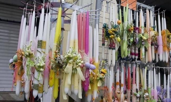 Ανοιχτή η αγορά του Βόλου την Κυριακή των Βαΐων