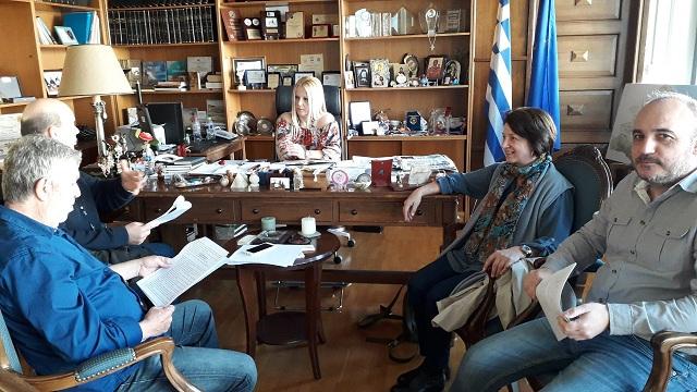 Επανεκκίνηση των ανασκαφών στη Μαγούλα Πλατανιώτικη Αλμυρού