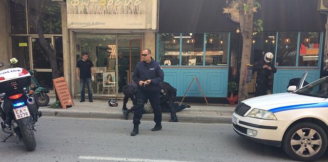 Η ανακοίνωση της Αστυνομίας για τη σύλληψη του τσαντάκια στο κέντρο του Βόλου