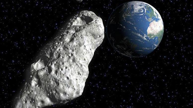 Αστεροειδής με μέγεθος πολυκατοικίας θα περάσει μεταξύ Γης και Σελήνης