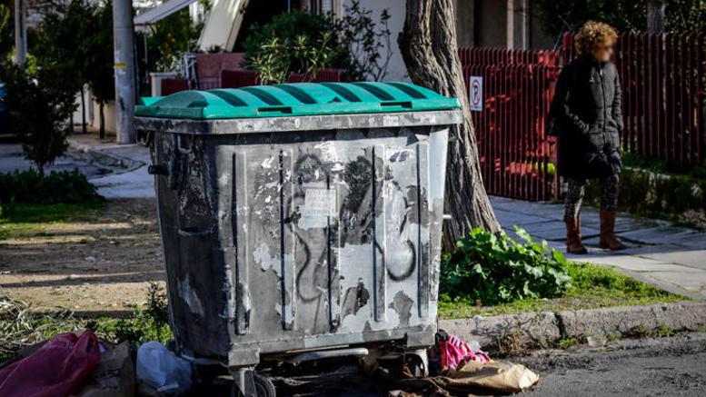 Νεκρό βρέθηκε νεογέννητο σε κάδο απορριμάτων