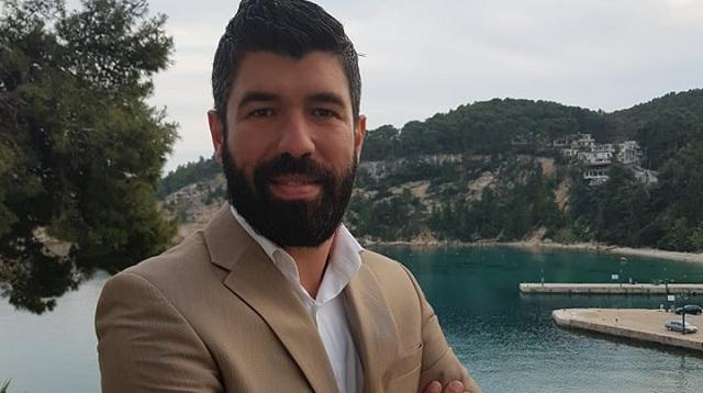 Υποψήφιος Δήμαρχος Αλοννήσου ο Παναγιώτης Τσουκανάς