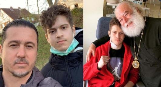 Συγκλονίζει ο Μαχλάς για τον γιο του: «Ένιωθα 100 ετών, έγινα 20»