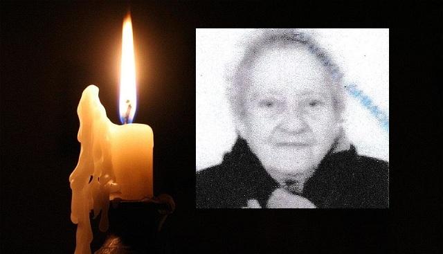 Κηδεία ΜΑΡΙΑΣ ΝΑΝΟΠΟΥΛΟΥ