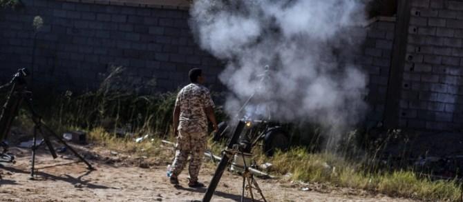 Λιβύη: Ξεπέρασαν τους 210 οι νεκροί στις εχθροπραξίες στην Τρίπολη