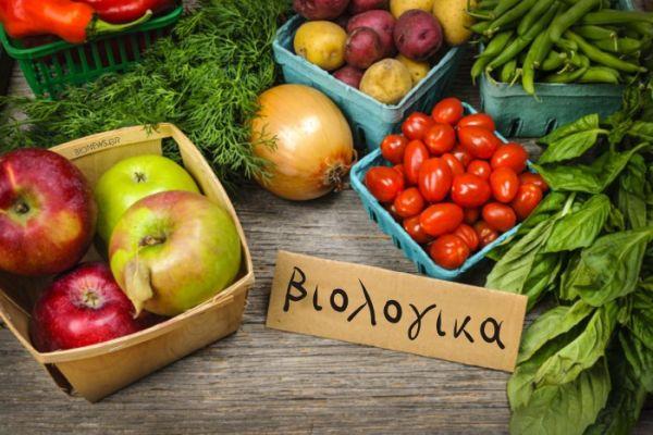 Κερδίζουν έδαφος τα βιολογικά προϊόντα