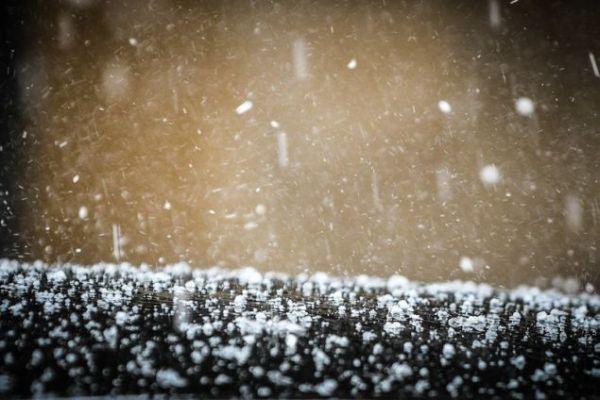 «Εβρεξε» χαλάζι στη Ζαγορά