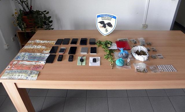 Μέλη δύο εγκληματικών οργανώσεων διακινούσαν ναρκωτικά στα Τρίκαλα