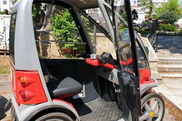 Δοκιμαστικά για ένα χρόνο δωρεάν ηλεκτροκίνητα οχήματα στα Τρίκαλα