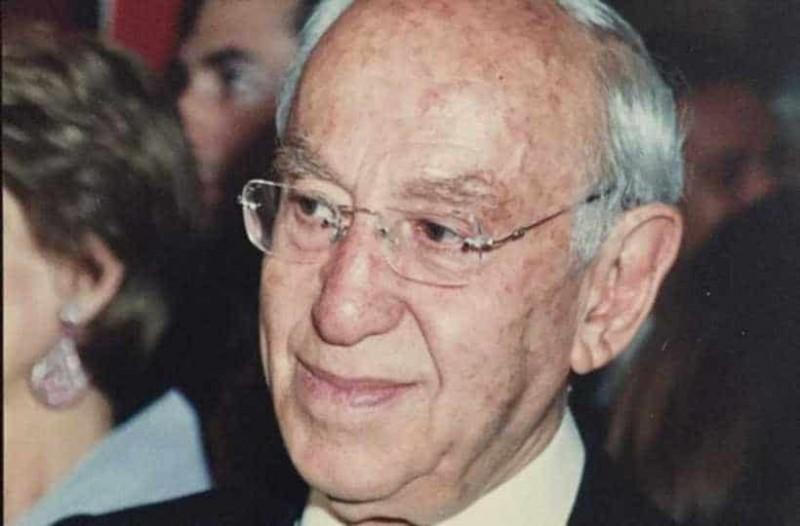 Πέθανε στα 93 του ο επιχειρηματίας Μηνάς Δ. Εφραίμογλου