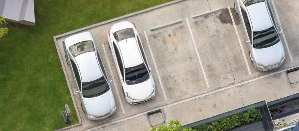 Νέος χώρος στάθμευσης στους Αγίους Σαράντα