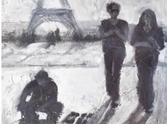 Ελιάννα Προκοπίου ~ Εντυπώσεις από την έκθεση της γνωστής ζωγράφου στην «Gallery 7» στο Κολωνάκι
