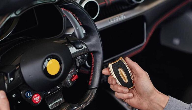 Αυτό είναι το πιο ακριβό κλειδί αυτοκινήτου του κόσμου που κοστίζει 500.000€