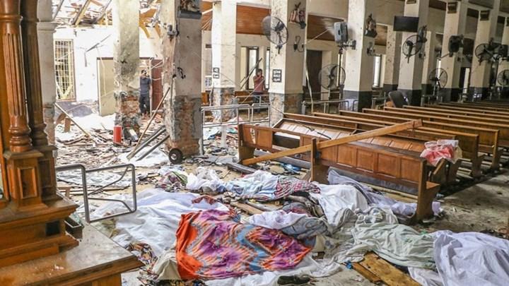Παγκόσμιο σοκ από το λουτρό αίματος στη Σρι Λάνκα την ημέρα του Πάσχα των Καθολικών - 207 νεκροί