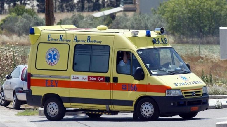 Νεκρό παιδί 4 ετών που καταπλακώθηκε από μεταλλική πόρτα