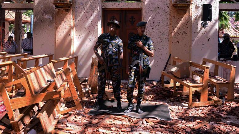Τους 290 έφτασαν οι νεκροί από το μακελειό στη Σρι Λάνκα [εικόνες]