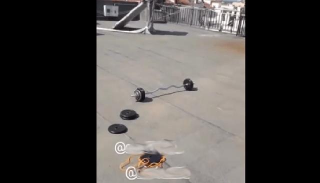 Τρίκαλα: Βίντεο ανέβασε πριν τη μοιραία πτώση ο 15χρονος Μάριος