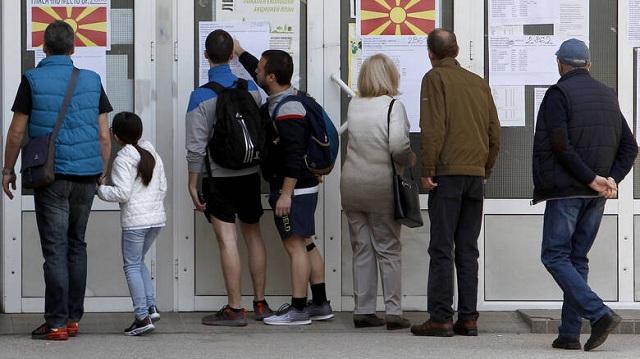 Κάλπες χωρίς σαφές αποτέλεσμα στη Βόρεια Μακεδονία