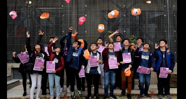 Οι μαθητές που προήχθησαν και αποφοίτησαν από τη Σχολή Αστρονομίας Βόλου