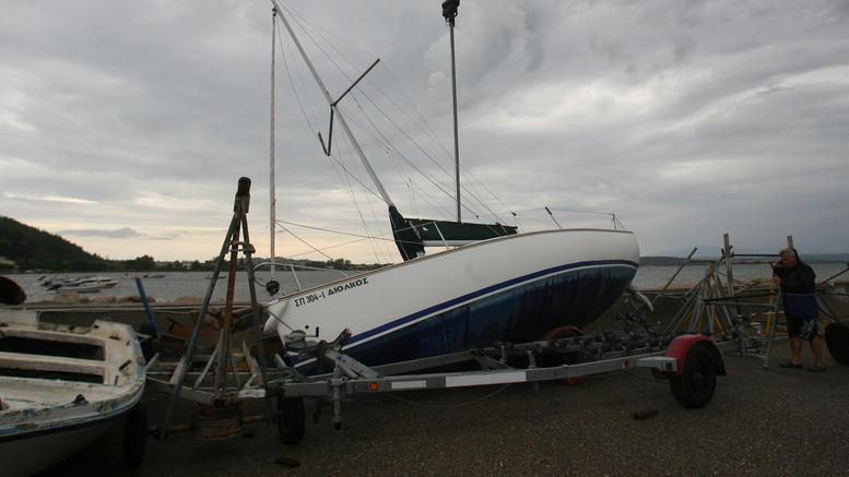 Οι άνεμοι φέτος έσπασαν… ρεκόρ: Τα πιο ισχυρά φαινόμενα της οκταετίας