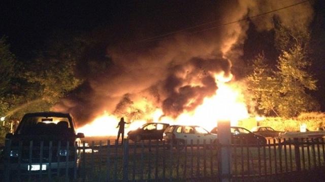 «Κάηκε» στο Δικαστήριο ο πυρομανής του Πηλίου