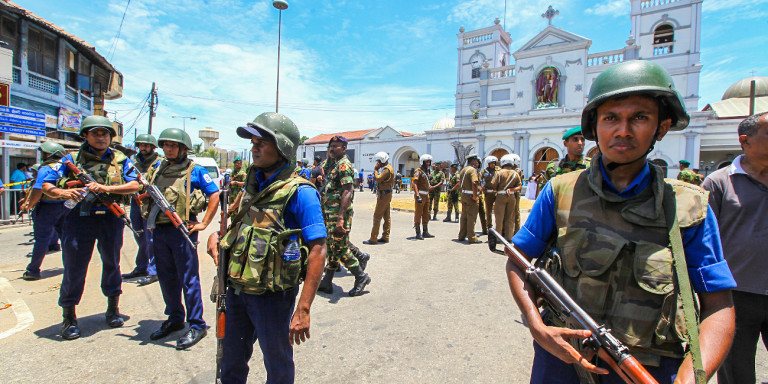 Οπαδοί του ISIS πανηγυρίζουν για το μακελειό στη Σρι Λάνκα