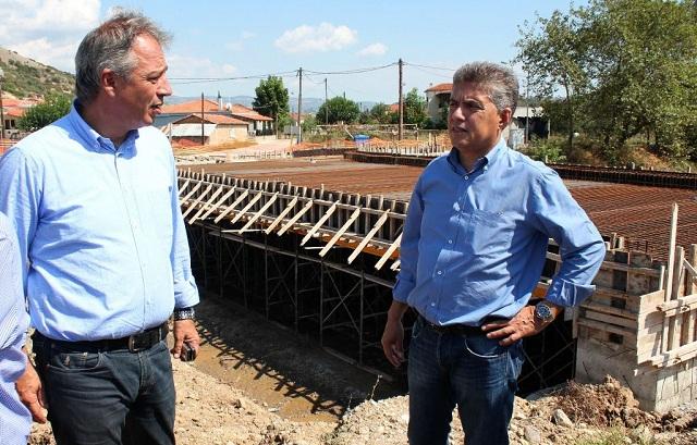 Έργο αγροτικής οδοποιίας ύψους 620.000 ευρώ στο Δήμο Πύλης