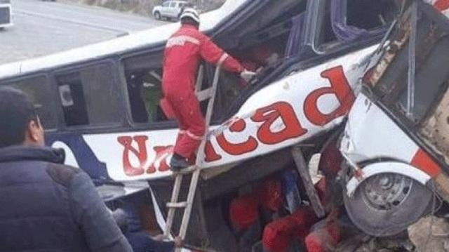 Λεωφορείο έπεσε σε χαράδρα: Τουλάχιστον 25 οι νεκροί