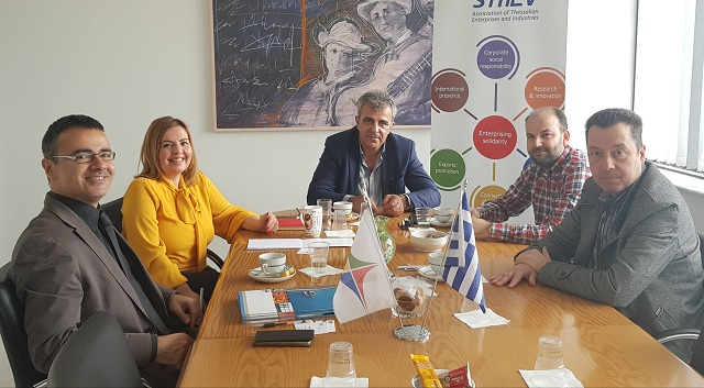 Συνάντηση του ΣΘΕΒ για την ασφάλιση των εξαγωγών