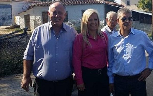 Προχωρούν τα έργα αποκατάστασης στο οδικό δίκτυο του Δήμου Ρ. Φεραίου