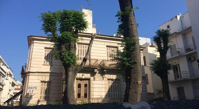 Πράσινο φως για το κτίριο Αδαμόπουλου