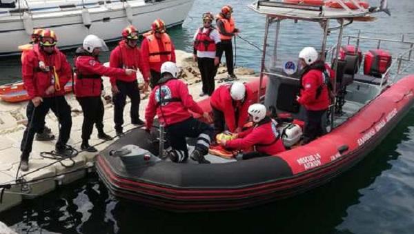 Με επιτυχία άσκηση της Ελληνικής Ομάδας Διάσωσης Μαγνησίας