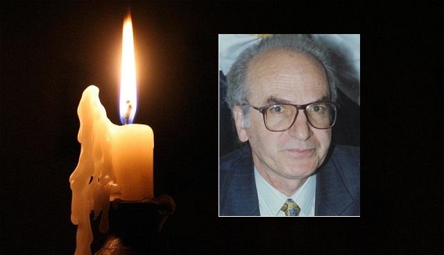 Απεβίωσε Βολιώτης συνταξιούχος Γυμνασιάρχης