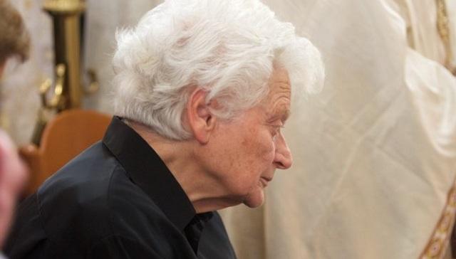 Απεβίωσε η πρεσβυτέρα Καλλιόπη Ζούπη