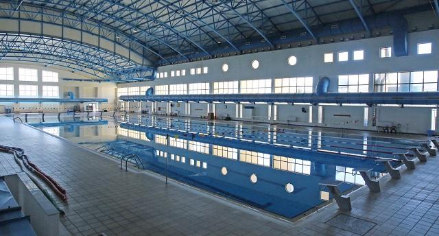 Αναβαθμίζεται ενεργειακά το Κλειστό Κολυμβητήριο Ν. Ιωνίας