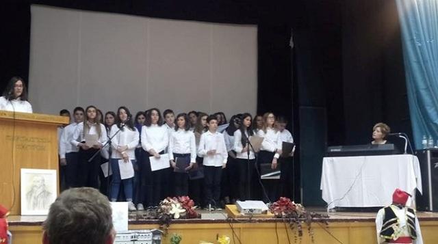 Διπλή συμμετοχή στο μαθητικό συνέδριο για τον Ανθιμο Γαζή