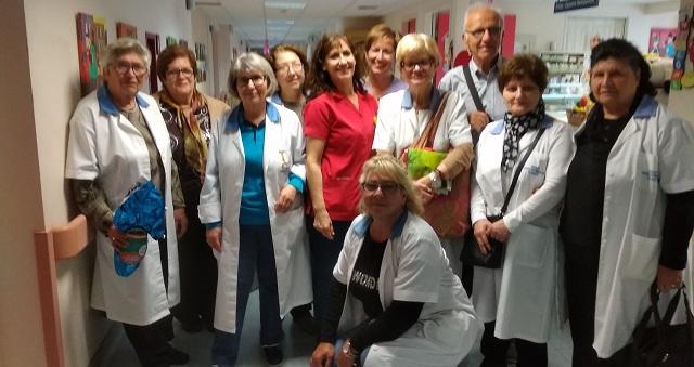Οι «Φίλοι του Νοσοκομείου» κοντά στα νοσηλευόμενα παιδιά και το φετινό Πάσχα