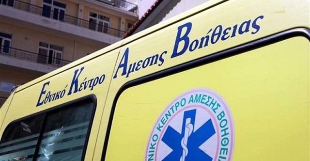 Αυτοκίνητο παρέσυρε άντρα έξω από τη Μητρόπολη Λάρισας