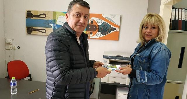 Πρόσφεραν δωροεπιταγές στα παιδιά του Ορφανοτροφείου Βόλου
