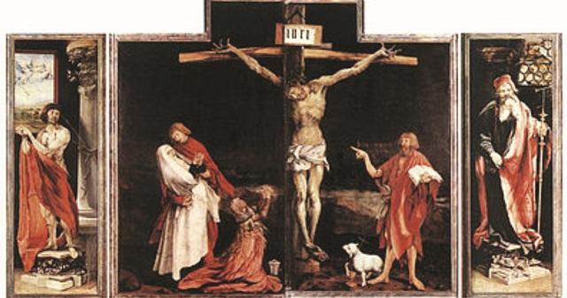 Η Σταύρωση στην τέχνη κατά την πρώιμη Αναγέννηση