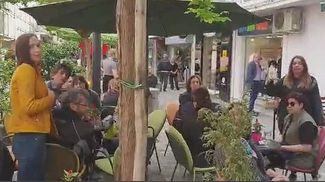 Ο… καβγάς του Καρανίκα για τα Σκόπια: Παραλίγο να πιαστούν στα χέρια [βίντεο]