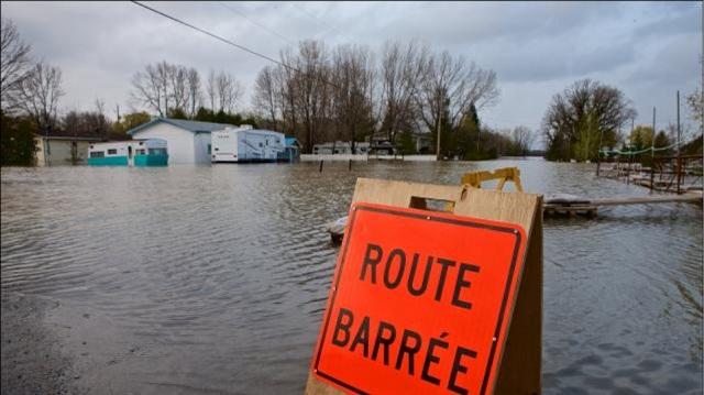 Καναδάς: Σε κατάσταση έκτακτης ανάγκης η Οτάβα λόγω σφοδρών πλημμυρών