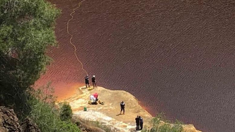 Υπόθεση Serial killer: Βρέθηκε βαλίτσα στην Κόκκινη Λίμνη