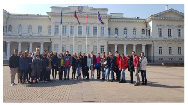Σε διακρατική συνάντηση σχολείων στη Λιθουανία μαθητές του 2ο Λυκείου Βόλου