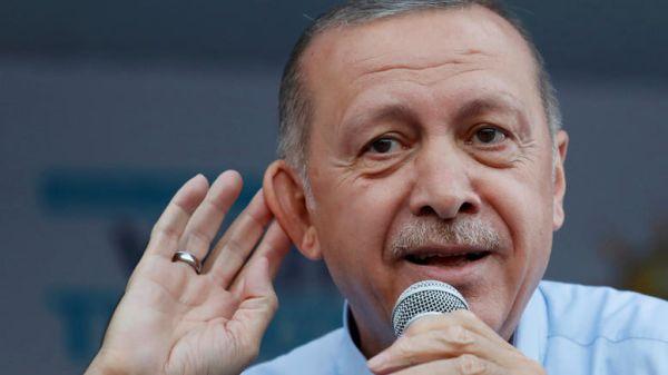 Ερντογάν: Χωρίς την Τουρκία το πρόγραμμα F-35 θα καταρρεύσει