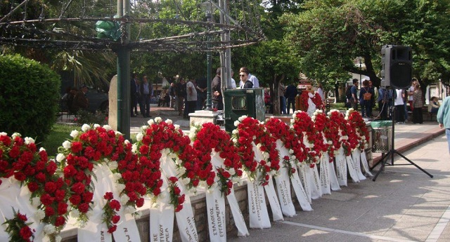 Τριχοτομημένα... τα συνδικάτα στον Βόλο για τον εορτασμό της Πρωτομαγιάς