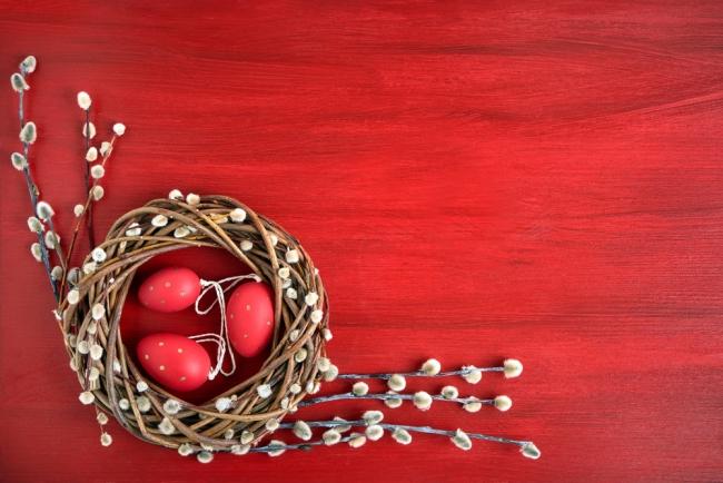 Πασχαλινές κάρτες με ιστορία δίνουν τον τόνο της γιορτής