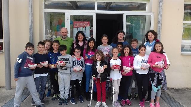 Επίσκεψη μαθητών του 19ου Δημοτικού Σχολείου Bόλου στον ΤΑΧΥΔΡΟΜΟ
